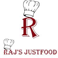 Logo Raj's JustFood