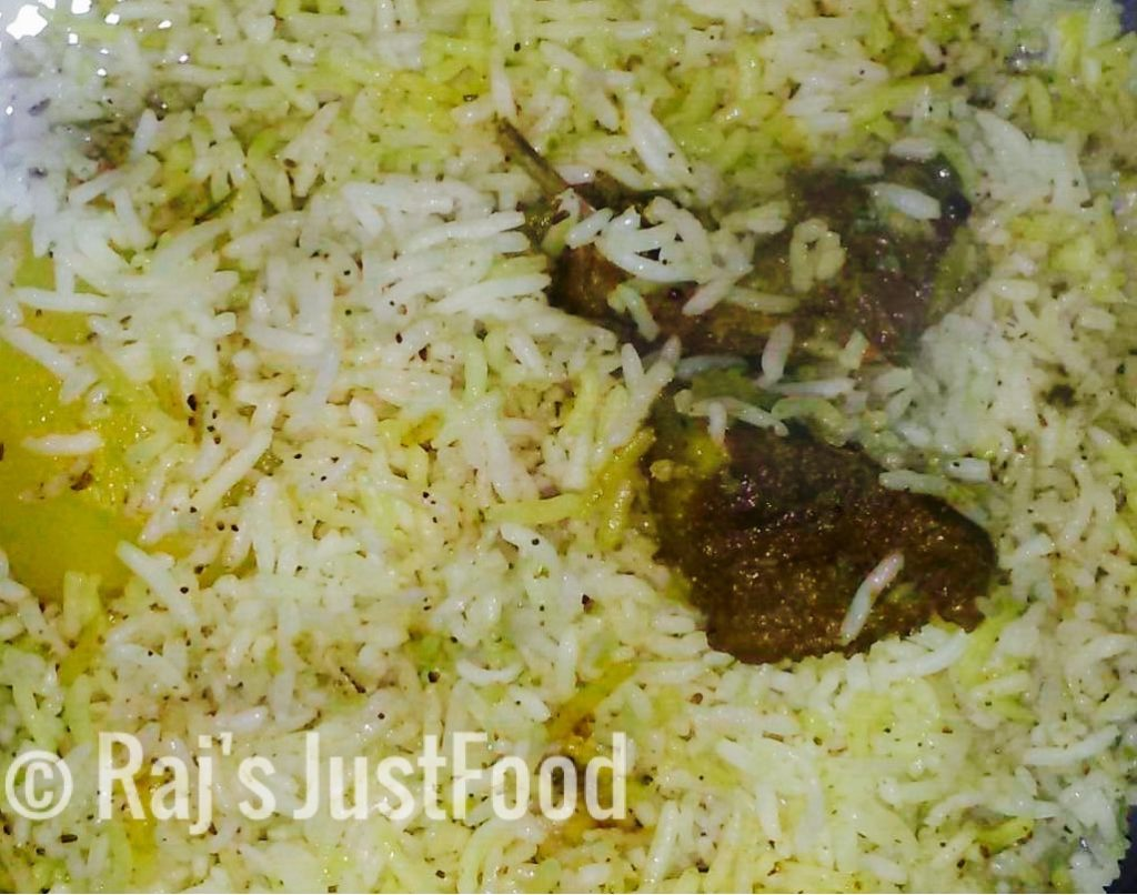 Mutton biriyani Chicken Biriyani