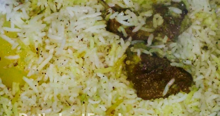 How to Make Mutton Biriyani ? Here is the recipe: