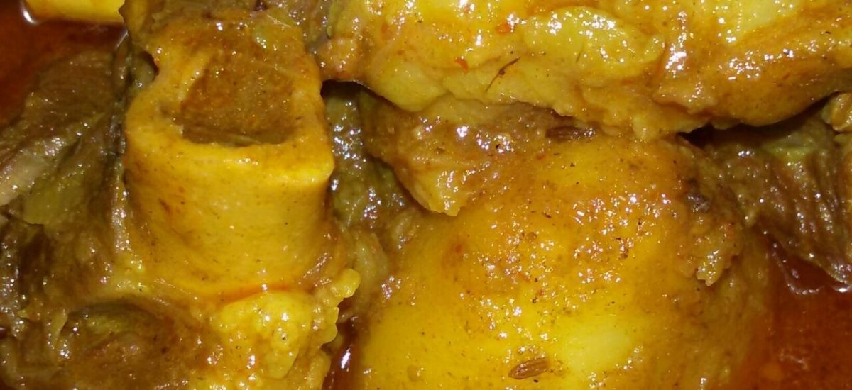 Mutton Curry Recipe | Easy Mutton Gravy recipe