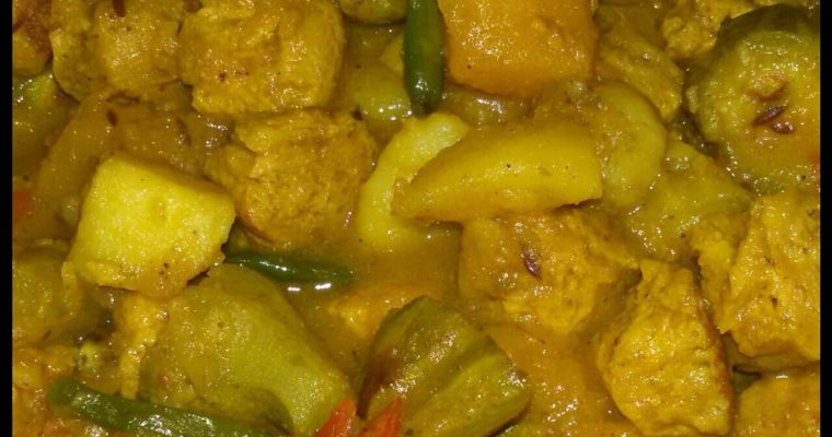 Easy Way To Make Delicious Veg Soya