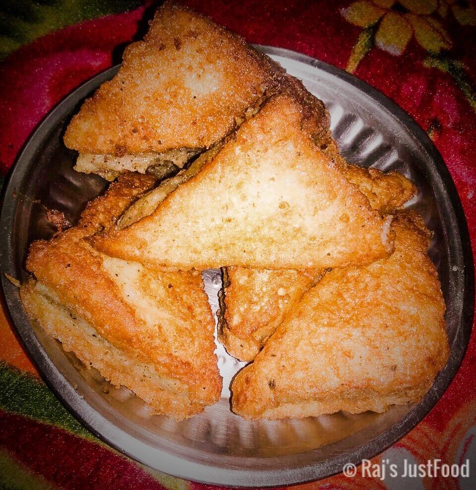 Veg Sandwich Recipe