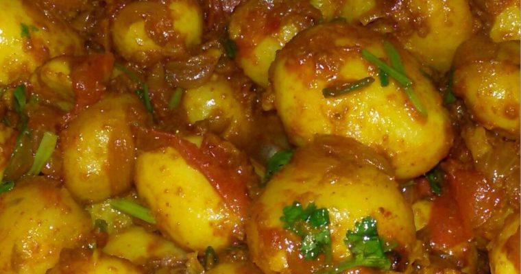 Bengali Dum Aloo Recipe | Alurdom recipe [Quick Recipe]