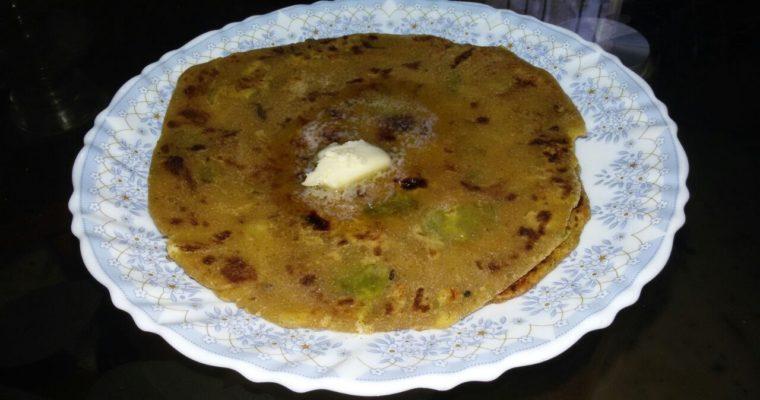 Make Vegetable Paratha in 30 minutes   Sabzi Paratha Recipe